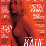 Gatas QB - Katie Steiner Playboy Croácia Abril 2013