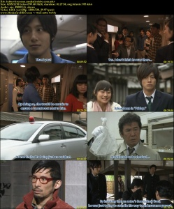 Detective Conan Live Action Special 4 (2012) 720p HDTV 600mb