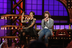 Milla Jovovich - Lip Sync Battle Season 3 Episode 10