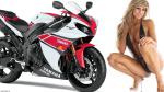 2012 Yamaha R1 test