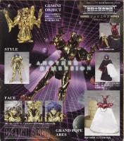 Gemini Saga Gold Cloth AbsE5OuT
