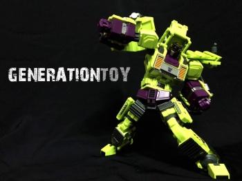 [Generation Toy] Produit Tiers - Jouet GT-01 Gravity Builder - aka Devastator/Dévastateur - Page 3 RbuoCL0P
