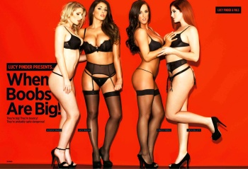 lucy pinder and friends