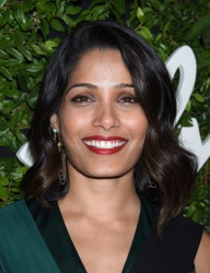 Freida Pinto - Salvatore Ferragamo Celebrates 100 Years in Hollywood @ the Flagship Salvatore Ferragamo Boutique in Beverly Hills - 09/09/15