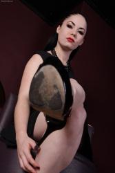 Mistress Sophia Black - Foot Domination