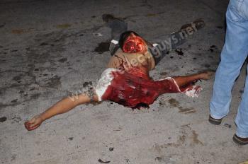 Mexican Cartel Beheaded Woman