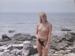 Clare Powney  nackt