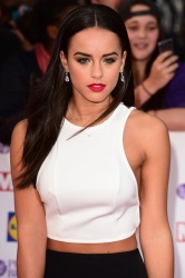Georgia May Foote - 2015 Pride of Britain Awards @ The Grosvenor House Hotel in London - 09/28/15