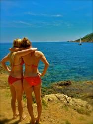 Lindsey Vonn - in a bikini in France (2xHQ) LV62UF7e