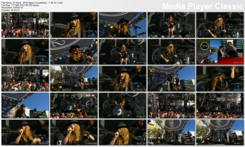 ZZ Ward - 2014 Espy's Countdown - 7-16-14