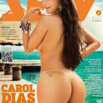 Gatas QB - Carol Dias Revista Sexy Novembro 2013
