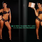 Gatas QB - Débora Batista Men's Stuff #15 | Dezembro 2014
