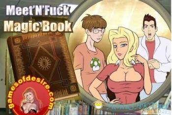 games meet fuck magic book full collection