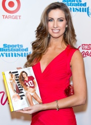 abtBYoy3 Katherine Webb ~ 2013 Sports Illustrated Swimsuit Launch Party / NYC, Feb 12 candids