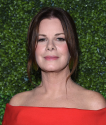 Marcia Gay Harden - 4th Annual CBS Television Studios Summer Soiree @ Palihouse in West Hollywood - 06/02/16