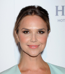 Arielle Kebbel - The Beverly Hilton Celebrates 60 years with a Diamond Anniversary Party @ The Beverly Hilton Hotel in Beverly Hills - 08/21/15