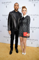 Holland Roden - Serapian Milano Celebrates Opening of First U.S. Retail Store in Beverly Hills - 06/03/15