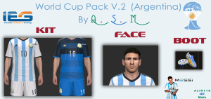 Download World Cup Pack V.2 (Argentina) By A.S.M