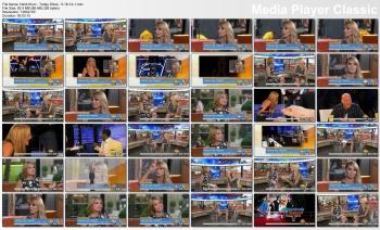 Heidi Klum - Today Show - 5-16-14
