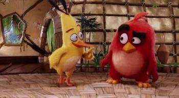 Angry Birds Film / Angry Birds (2016) PLDUB.BDRip.XviD-KiT / Dubbing PL