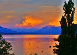 Lake Bourget