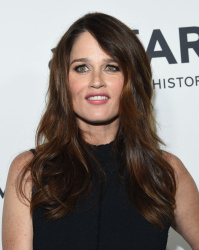 Robin Tunney - amfAR's Inspiration Gala Los Angeles 2016 @ Milk Studios in Los Angeles - 10/27/16