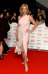 Penny Lancaster - 21st National Television Awards @ The O2 Arena in London - 01/20/16