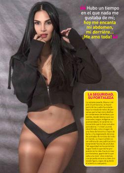 Mayra Vitoviz sexy lenceria en tvynovelas 1