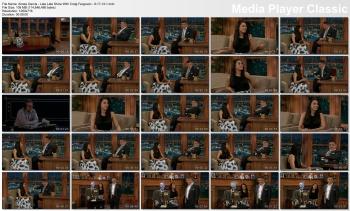 Aimee Garcia - Late Late Show With Craig Ferguson - 9-17-14