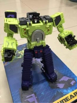 [Toyworld] Produit Tiers - Jouet TW-C Constructor aka Devastator/Dévastateur (Version vert G1 et jaune G2) - Page 3 Bze8YL94