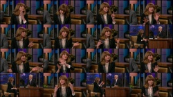Jayma Mays - Tonight Show with Jay Leno - 11-5-13