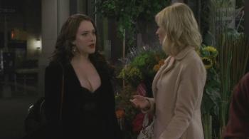 "Kat Dennings - 2 Broke Girls (2014) S04 E02 ""cleavage"" | HD 720p"