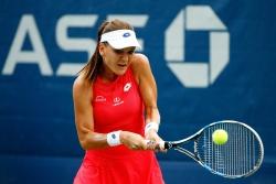 Agnieszka Radwanska - 2015 US Open Day One: 1st Round vs. Katerina Siniakova @ BJK National Tennis Center in Flushing Meadows - 08/31/15
