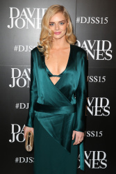 Samara Weaving - David Jones Spring/Summer 2015 Fashion Launch in Sydney - 08/05/15