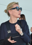 Cate Blanchett Seen arriving at Tokyo International Airport January 20-2016 x12