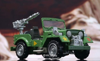 [Maketoys] Produit Tiers - Jouet MTRM-02 Gundog - aka Hound/Dépisteur 00tLCZBV