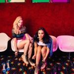 Camila Mendes & Lili Reinhart - Cosmopolitan 2017 6x6AGYTy