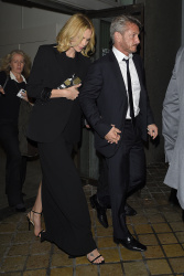Sean Penn - Charlize Theron and Sean Penn - seen leaving Royal Festival Hall. London - February 16, 2015 (153xHQ) MAPSBklf