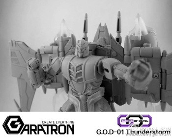[Garatron] Produit Tiers - Gand of Devils G.O.D-01 Thunderstorm - aka Thunderwing des BD TF d'IDW IdMOESO8