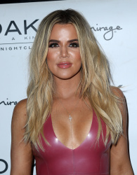 Khloe Kardashian - At 1 OAK Nightclub in Las Vegas 5-27-16