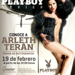 the4um.com.mx Playboy Mexico Arleth Teran