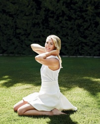 Maria Sharapova - 2015 Bloomberg Pursuits Photoshoot