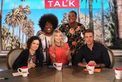 Christie Brinkley - The Talk: June 28th 2017