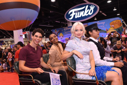 Dove Cameron - D23 Expo 2017 Day One @ the Anaheim Convention Center in Anaheim - 07/14/17