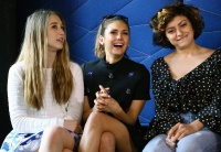 """""""The Final Girls"""" press conference at SXSW in Austin (March 14) ZW2Cb76X"""