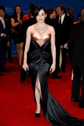 Rose McGowan At 100th Annual White House Correspondents� Association Dinner May 3 2014
