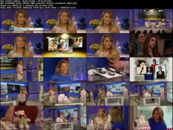 Lauren Conrad - Katie Couric - 10-15-13