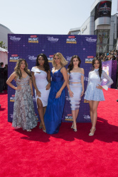Fifth Harmony - 2016 Radio Disney Music Awards @ Microsoft Theater in Los Angeles - 04/30/16