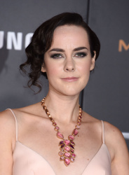 Jena Malone - The Hunger Games: Mockingjay - Part 2 Los Angeles Premiere @ Microsoft Theater in Los Angeles 11/16/15