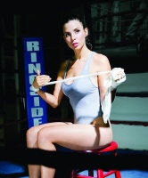 Kacey Barnfield - Sexy Boxing Shoot